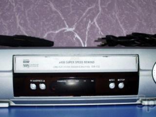 Продам пишущий видеоплеер Samsung SVR-155