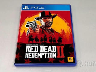 Red Dead Redemtion 2 на PS4