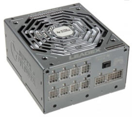 Блок питания Super Flower Leadex II 80+ Platinum 750W!!