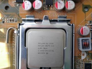 Процессор Intel Core2Duo E8500, 2x3.16Ghz. LGA775.