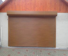 Rolete si porti sectionale pentru garaj Budesti lucram in toata tara!