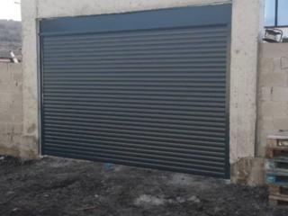 Rolete si porti sectionale pentru garaj Costesti, lucram in toata tara