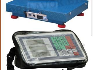 Платформенные беспроводные весы Nokasonic до 300 кг