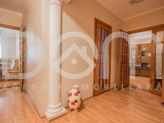 Apartament cu 2 camere, 55m2,etajul 2 din 8, bloc nou, tehnica, mobila
