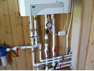Радиаторы автономка котлы водоснабжение канализация