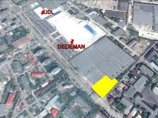 Продается в Румынии, Яссы - помещение 1.368км, участок земли 3.062км