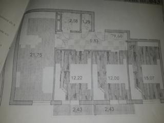 Apartament in Ialoveni URGENT