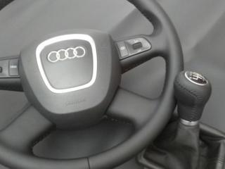 Перетяжка рулей, ручек КПП