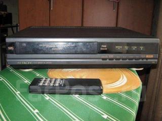 Продаю кассетный видеоплеер HITACHI VT P88, пишущий, 220 V,
