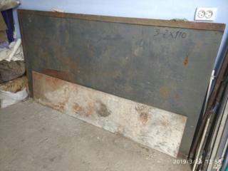 Разный металл железный алюминевый (уголки, швеллера, листы, трубы,