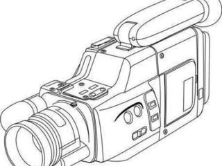 Камеры для видеонаблюдения (привезены с Германии).
