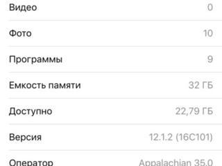 iPhone 7 32Gb чёрный мат