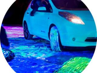 Светящаяся краска AcmeLight Metal для вашего авто