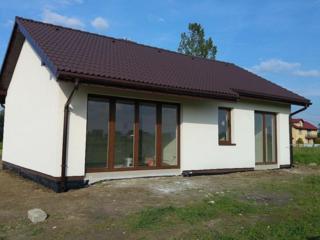 Новый дом с отделкой от строительной компании