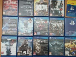 Продам диски PS4,самая низкая стоимость игр в городе!