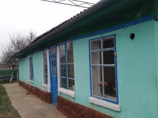 Дом Чобручи или обменяю на квартиру, блок в общежитие или автомобиль.