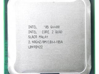 Intel® Core™2 Quad Q6600 (2.40GHz)