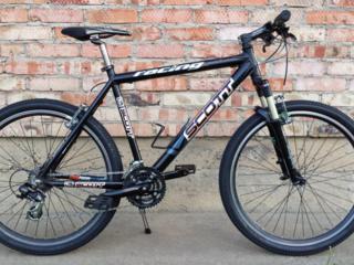 Продам горный велосипед /SCOTT/. Рама/20/50см/.