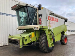 Claas Lexion услуги по уборке урожая 2020