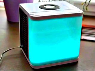 Переносной мини кондиционер USB Air ice.