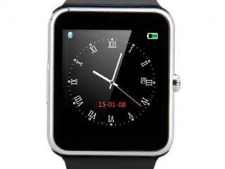 Smart часы GT08 Black для Android или IPhone.