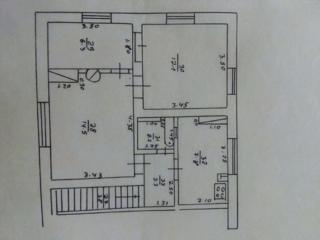 СРОЧНО! 3-комнатная квартира на ЖД станции Фалешты. Можно в рассрочку.
