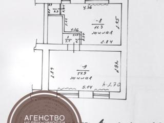 Двухуровневая квартира на земле (возле школы №18)