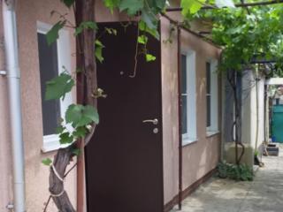 В центре Тирасполя часть домостроения.
