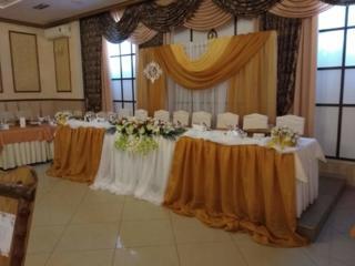 Свадебная декорация.