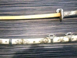 Внимание! Летнее снижение цен! Церемониальный самурайский меч.
