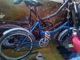 Продается прогулочный велосипед. 500 LEI