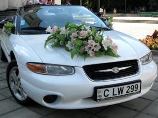 Cabriolet Chrysler. Кабриолет Крайслер.