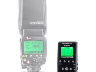 Радиосинхронизатор Shanny SN910TX 2.4 GHz nikon