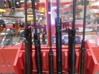 Пневматические пистолеты винтовки. Большой выбор! ТЦ МЕГА 2этаж