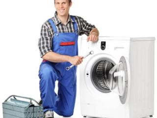 Reparația profesională a mașinilor de spălat la domiciliu. Garanție