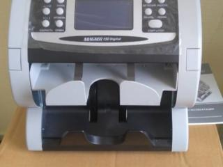 (НОВАЯ, оригинал)Счётная машинка, сортировщик банкнот MAGNER 150