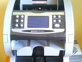 (Отличное состояние) Счётная машинка, сортировщик банкнот Magner 150