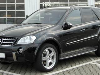Пневмоподвеска на Mercedes - диагностика и ремонт