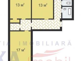 Продается 3-комнатная квартира, Первомайск!