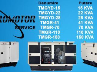 Generatoare TMGR-TMGYD/Генераторы TMGR-TMGYD