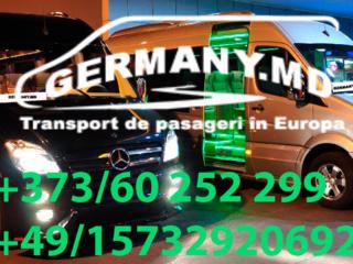 Polonia, Lituania, Letonia, Estonia, Finlanda. Transport de pasageri.