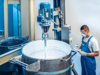 Бизнес производство строительной краски на воде ВД-АК по стандартам ЕС