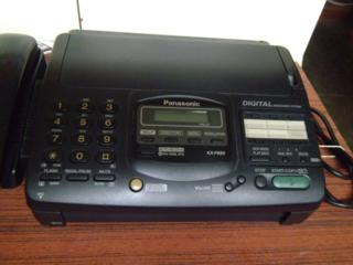 Продаю факс с автоответчиком Panasonic Model KX-F680RS произв в Японии