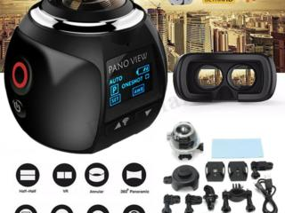 4K Wifi 360 Degree HD Ultra Panoramic Sport Camera Action Driving 50$