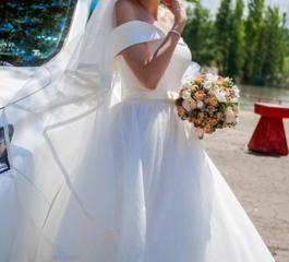 Продам или сдам свадебное платье.