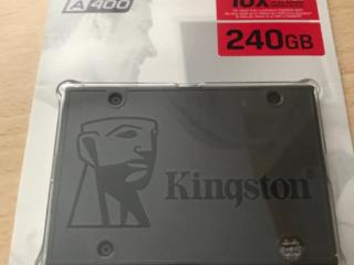 Продам новый SSD Kingston SA400 240Gb