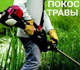 Качественно Покос травы, бурьяна, поросли.! недорого!