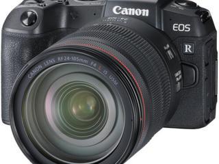 Camera Canon EOS RP RF24-105 L + MT ADP RUK/SEE
