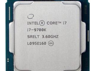 CPU Intel Core i7-9700 / 3.0-4.7GHz / S1151 / 14nm / UHDGraphics 630 /