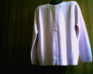 Женская лиловая кофточка, 46-48 (Новая)